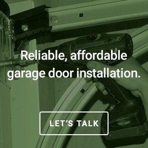 learn about reliable and affordable garage door installation